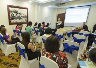 Hội thảo đại học Sunway 24/04: Phụ huynh háo hức với chương trình CIMP