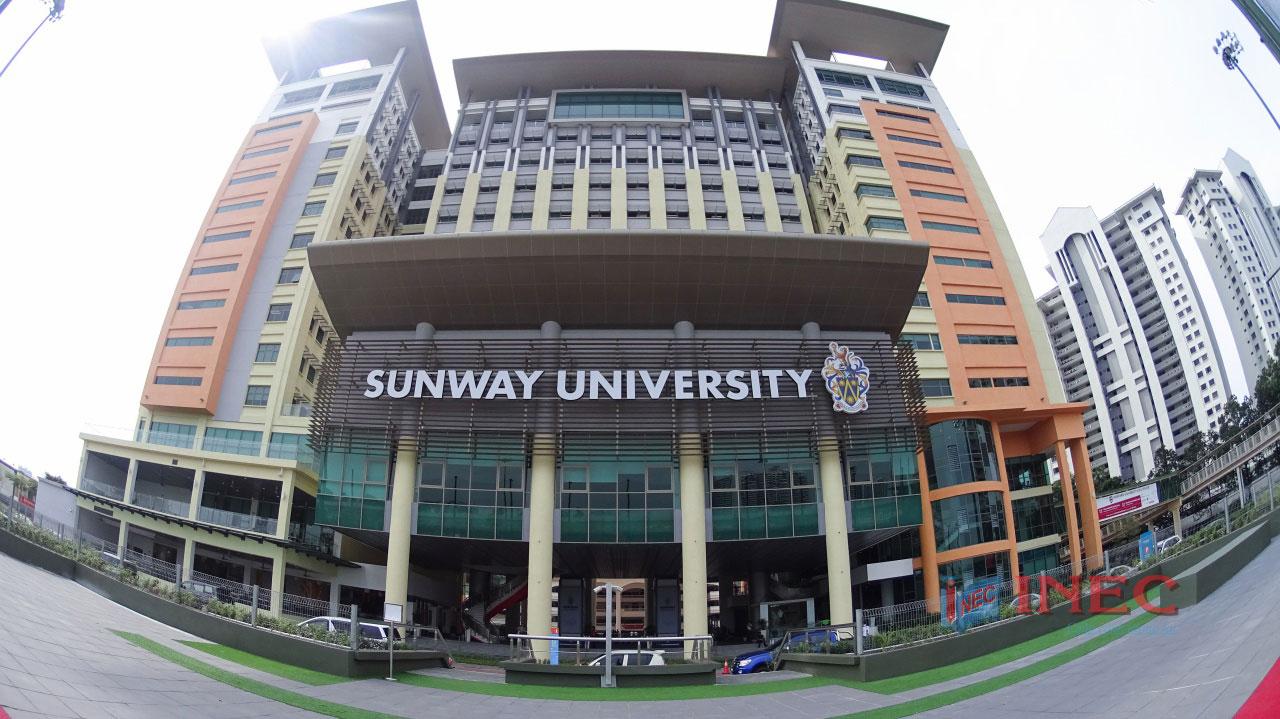 Khu học xá mới ĐH Sunway - du học Malaysia