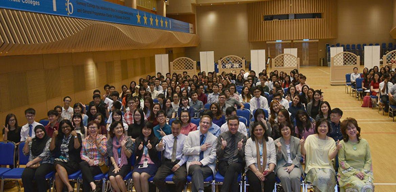 Hội thảo học bổng 75% và chương trình chuyển tiếp Đại học Sunway