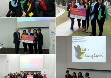 Sinh viên Sunway sẽ đại diện Malaysia tham dự AFECA Asia MICE Youth Challenge 2017