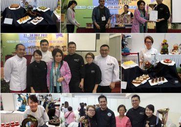 Sinh viên Sunway chiến thắng cuộc thi về làm bánh 2017