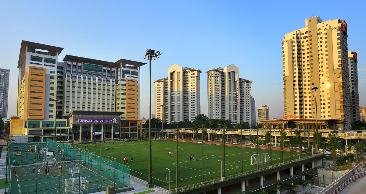 Đại học Sunway xứng đáng nằm trong lựa chọn hàng đầu về du học Malaysia